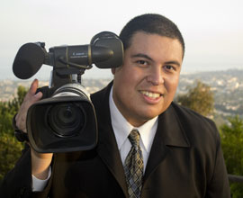 Oscar Flores, Video Productions for All Stages Marketing